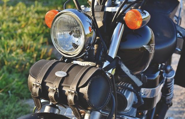 Transport motocykla i skutera